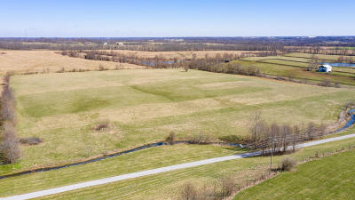 Shelby County Residential Lots & Land For Sale: 4486-1 Buck Creek Rd
