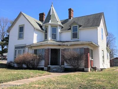 Henry County Single Family Home For Sale: 1010 Main St