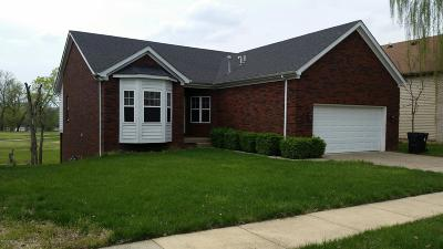 Louisville KY Single Family Home For Sale: $189,500