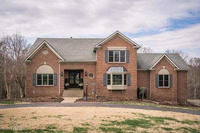 Oldham County Single Family Home For Sale: 1518 Taylor Creek Ct