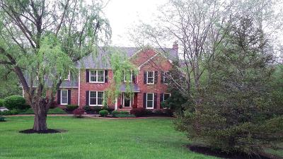 Oldham County Single Family Home For Sale: 6703 Briarhill Rd
