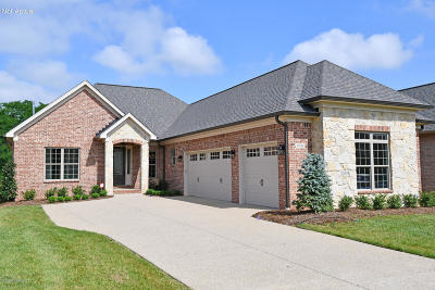 Louisville Single Family Home For Sale: 12 Valencia Spring Way #LOT 12