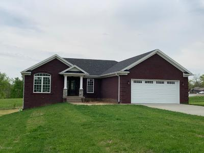 Spencer County Single Family Home For Sale: 96 Parkers Cove