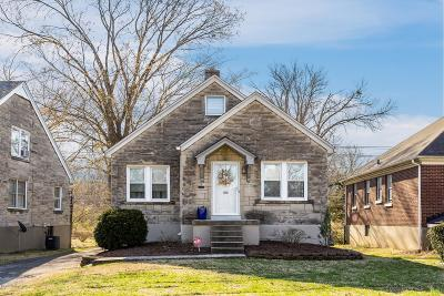 Louisville Single Family Home For Sale: 1130 Eastern Pkwy