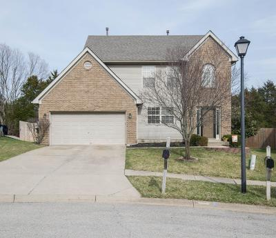 Louisville Single Family Home For Sale: 12615 Sanderstead Trace