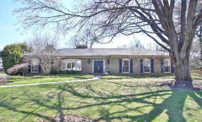 Louisville Single Family Home For Sale: 2901 Glen Hill Ct