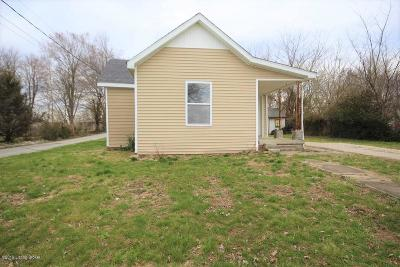 Big Clifty Single Family Home For Sale: 98 Hardin Springs Rd