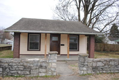 Louisville KY Single Family Home For Sale: $149,900