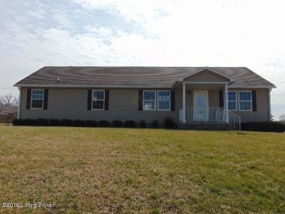Bullitt County Single Family Home For Sale: 4602 Summit Dr #A