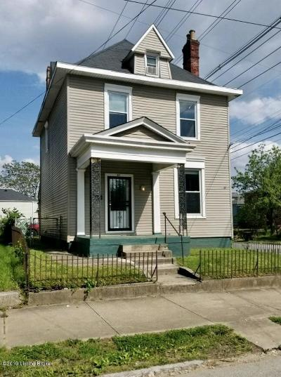 Louisville Single Family Home For Sale: 631 S 22nd St
