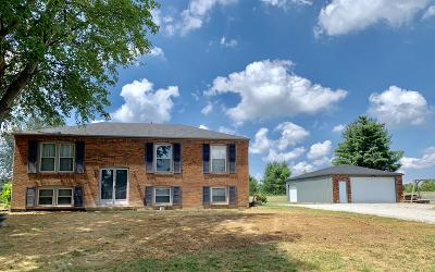 Taylorsville Single Family Home For Sale: 1857 Kings Church Rd