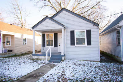 Louisville Single Family Home For Sale: 922 Camden Ave