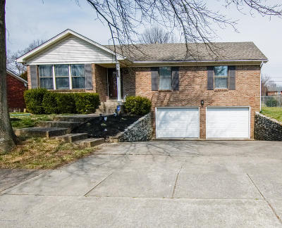 Louisville Single Family Home For Sale: 12401 Brightfield Dr