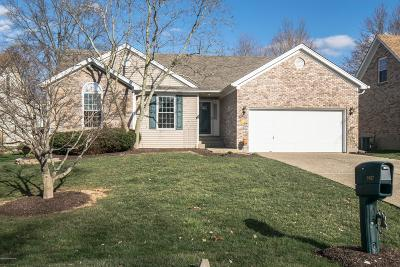 Jeffersontown Single Family Home For Sale: 9407 Megan Jay Ct