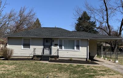 Louisville KY Single Family Home For Sale: $109,900