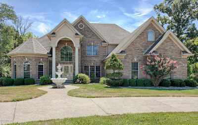 Louisville Single Family Home For Sale: 16825 Mallet Hill Dr