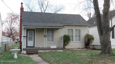 Louisville Single Family Home For Sale: 3529 Kahlert Ave