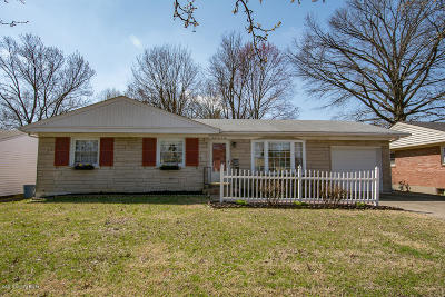 Louisville Single Family Home For Sale: 4206 Lynnbrook Dr