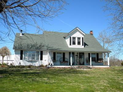 Shelbyville Farm For Sale: 507 Truax Ln