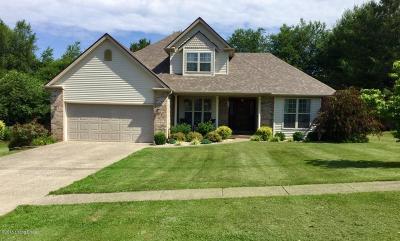 Elizabethtown KY Single Family Home For Sale: $299,900