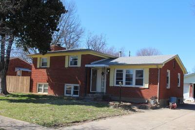 Louisville Single Family Home For Sale: 2913 Sheldon Rd