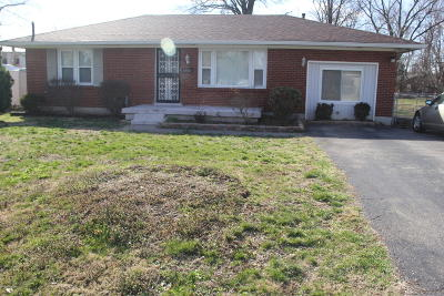 Single Family Home For Sale: 5123 Emerald Dr