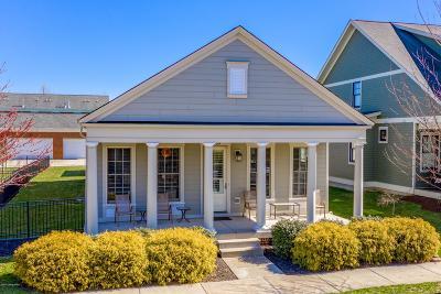 Single Family Home For Sale: 9209 Dayflower St