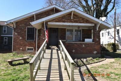Louisville Single Family Home For Sale: 1763 Belmar Dr