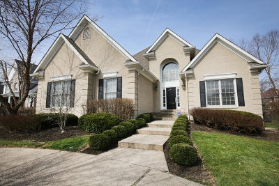 Oldham County Single Family Home Active Under Contract: 12914 Crestmoor Cir