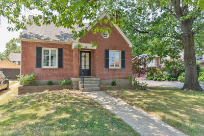 Louisville Single Family Home For Sale: 400 Wendover Ave