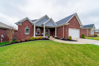 Single Family Home For Sale: 13608 Running Sky Ct