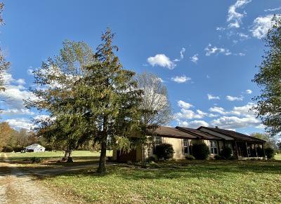 Shepherdsville Single Family Home For Sale: 4709 Zoneton Rd
