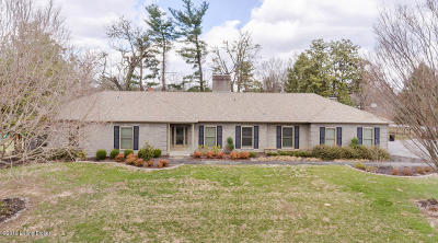 Single Family Home For Sale: 5805 Orion Rd