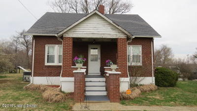 Hardin County Single Family Home For Sale: 2028 S Dixie Blvd