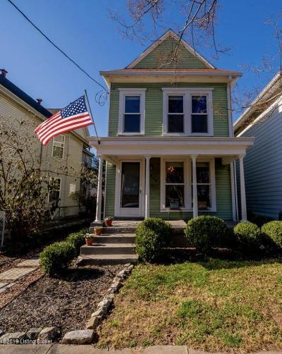 Highlands Single Family Home For Sale: 1519 Morton Ave