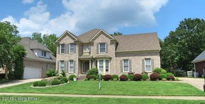 Single Family Home For Sale: 3801 Woodmont Park Ln