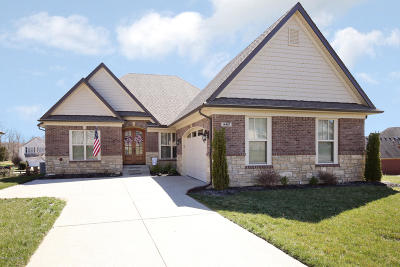 Single Family Home For Sale: 14407 Academy Estates Ct