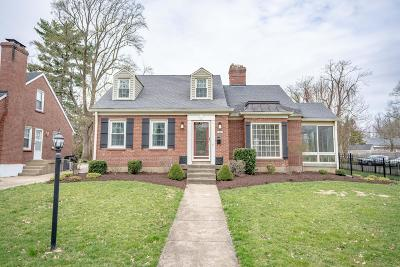 Single Family Home For Sale: 3429 Hycliffe Ave