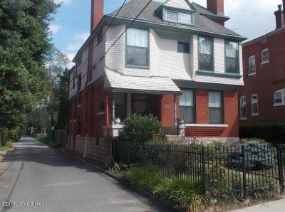 Single Family Home For Sale: 1217 Garvin Pl
