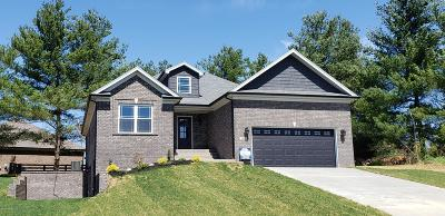 Taylorsville Single Family Home For Sale: Lot 57 The Landings