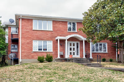 Louisville Condo/Townhouse Active Under Contract: 3104 Sunny Ln #4
