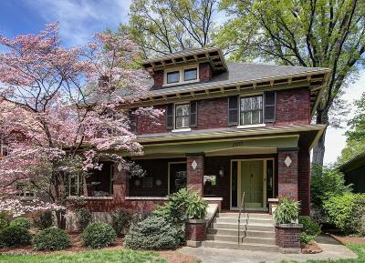 Louisville Single Family Home For Sale: 2057 Eastern Pkwy