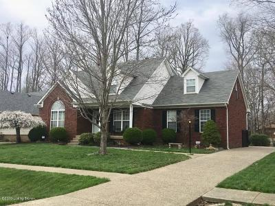Single Family Home For Sale: 512 Valley College Dr