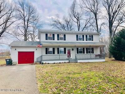 Hardin County Single Family Home For Sale: 235 Peaceful Valley Rd