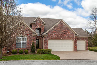 Shelby County Condo/Townhouse For Sale: 133 Whispering Pines Cir