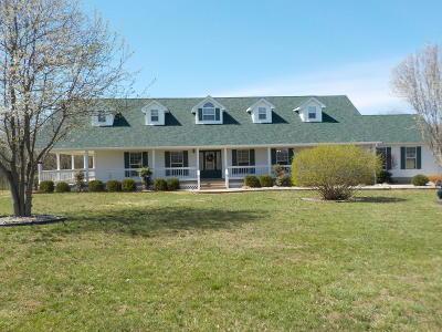 Bloomfield Single Family Home For Sale: 1629 Wilkerson Rd