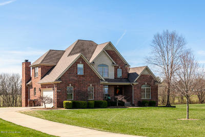 Shelbyville Single Family Home Active Under Contract: 63 Fairlight View Dr