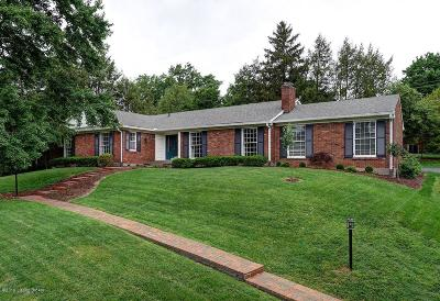 Single Family Home For Sale: 5901 Brittany Valley Rd