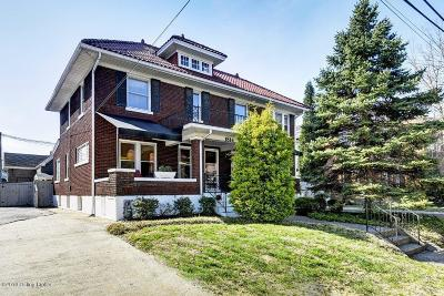 Single Family Home For Sale: 1814 Eastern Pkwy