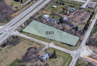 Louisville Residential Lots & Land For Sale: 8811 Old Bardstown Rd